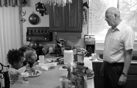Wisdom of Grandpa