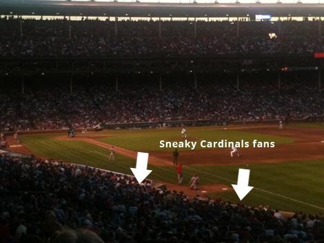 Louis Cardinals Fans Unleash Master Plan Vs Cubs Mojofiction