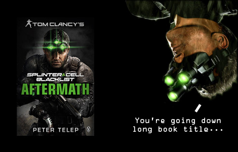Splinter Cell Blacklist Aftermath