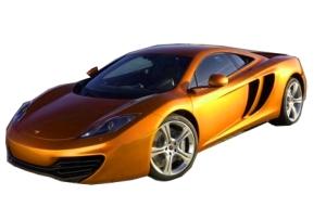 Pinewood McLaren!