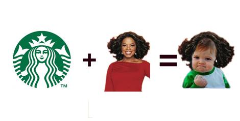 Starbucks - Oprah