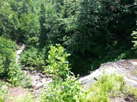 UP Waterfall