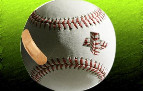 Baseball fixed