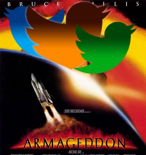 #Tweetageddon