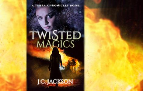 Twisted Magics