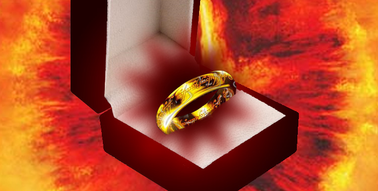 The One Engagement Ring